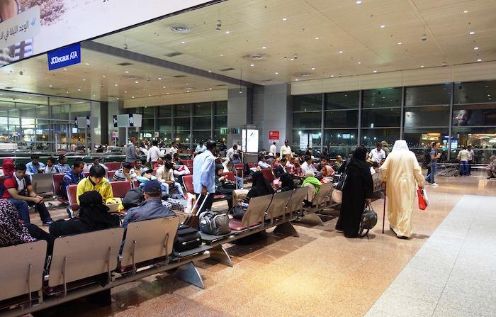 jeddah airport transit