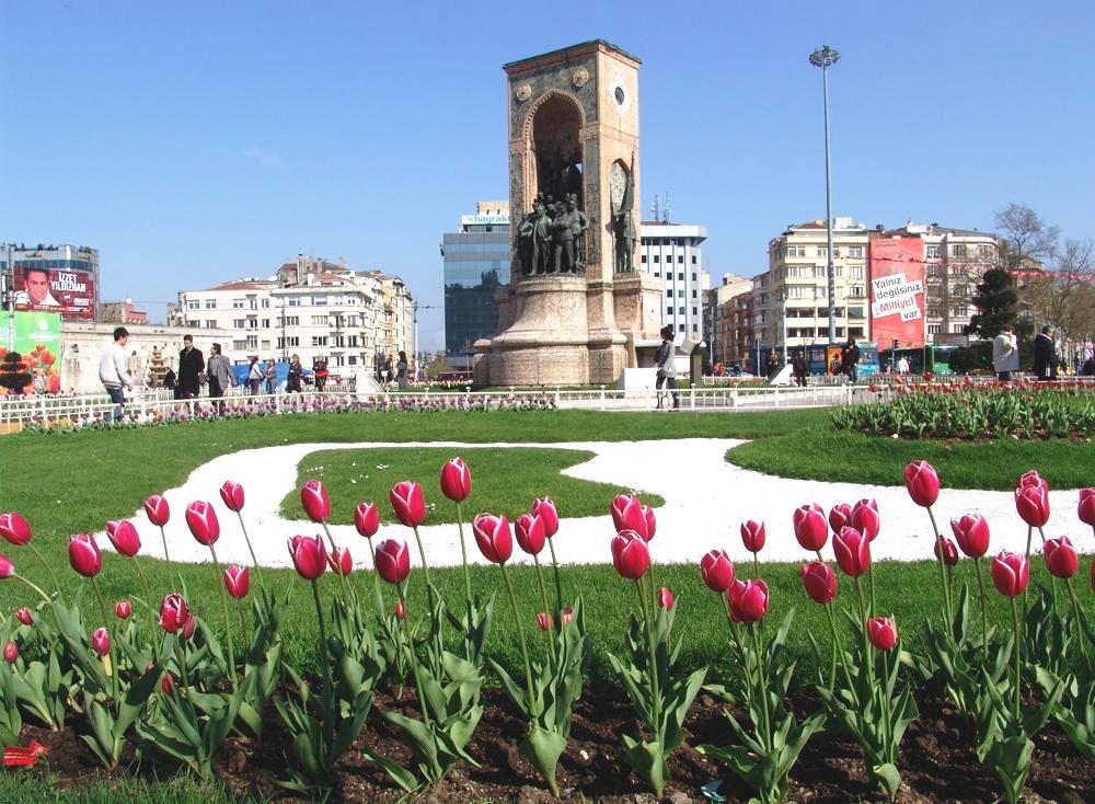 Taqsim square Turkey
